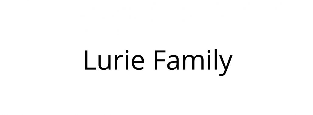 Lurie Family